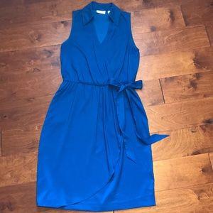 Classic Royal Blue Dress